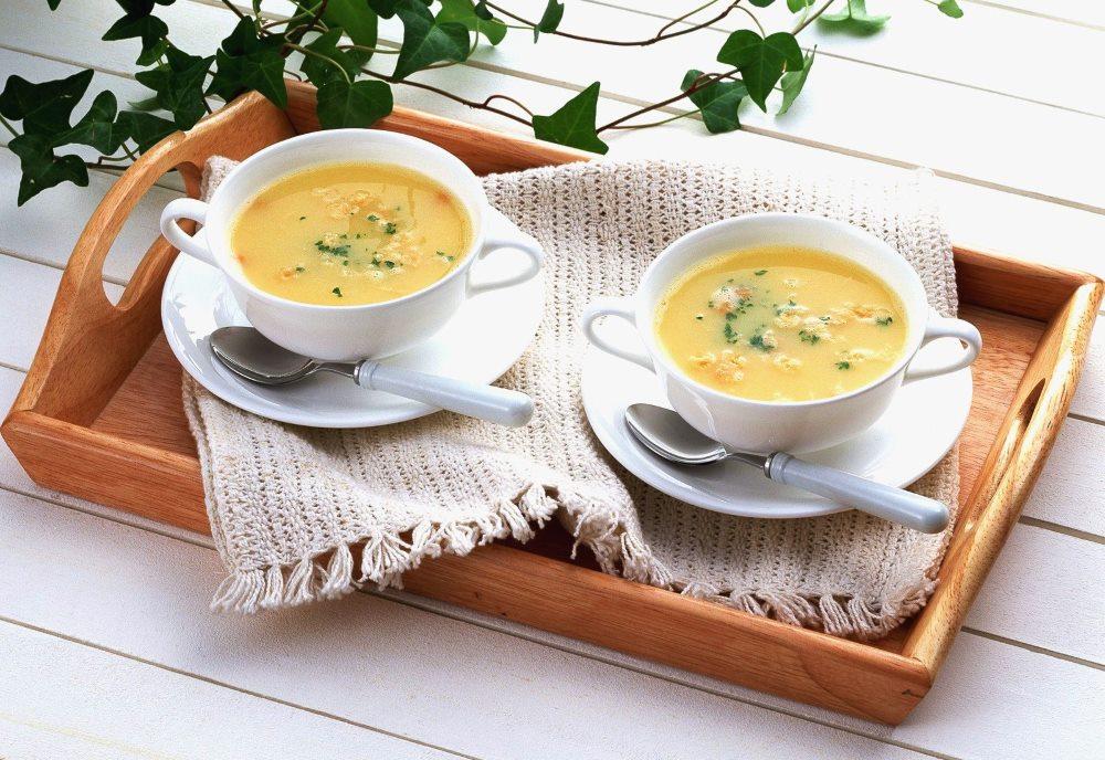 есть супы и худеть